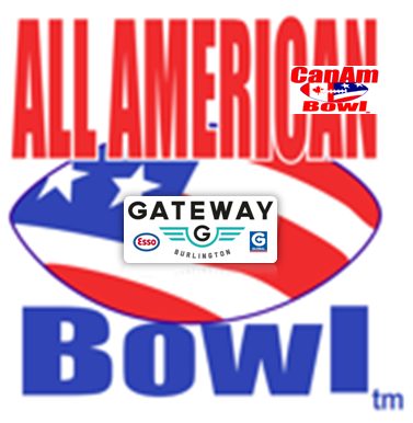 all american can am logo